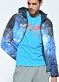 Puma Baskılı Tişört Mavi